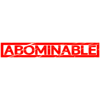 Abominable Stamp