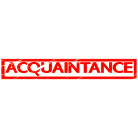 Acquaintance Products
