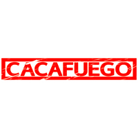 Cacafuego Stamp