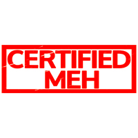 Certified Meh Stamp