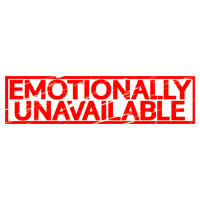 Emotionally Unavailable Stamp