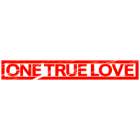 One True Love Stamp