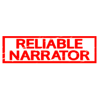 Reliable Narrator Stamp