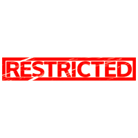 Restricted Stamp