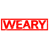 Weary Stamp