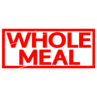 Whole Meal Stamp