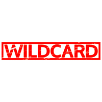 Wildcard Stamp